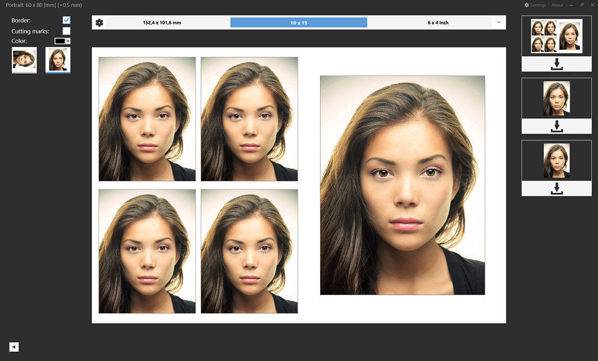 Purchase a license key for passport photo plugin